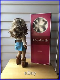 American Girl Doll Nicki WithMeet Outfit and Original Box