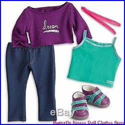 American Girl Doll Of The Year 2017 Gabriela Outfit + Book NEW RARE RETIRED