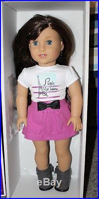 American Girl Doll Of The Year Grace With Full Meet Outfit Book And Box