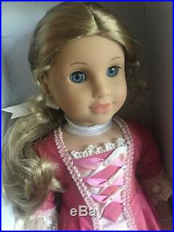 American Girl Doll Pleasant Co. Elizabeth Meet Outfit Book in Box