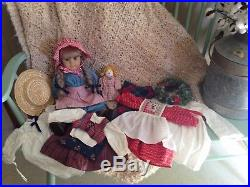 American Girl Doll Pleasant Company Pre-Mattel KIRSTEN School, St. Lucia Outfit