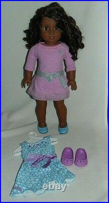 American Girl Doll Plus Outfit African American