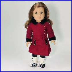 American Girl Doll Rebecca with 1 Book, Mini Doll, 2 Pets, 1 Bag, Extra Outfit