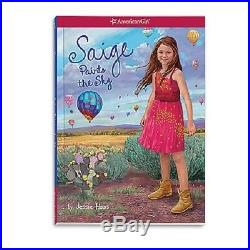 American Girl Doll SAIGE'S STARTER COLLECTION accessories SWEATER parade OUTFIT