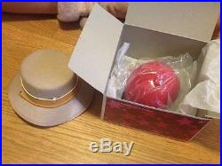American Girl Doll Saige Collection New NIB Parade Outfit Hat Helmet GOTY