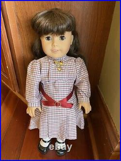 American Girl Doll Samantha 18 Retired 1991 Pleasant Company Original Outfit