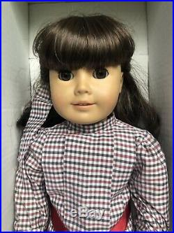 American Girl Doll Samantha Pleasant Company ORIGINAL BOX with RETIRED OUTFIT