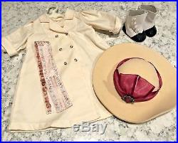 American Girl Doll Samantha Travel Set Outfit Pleasant Company BeForever