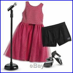American Girl Doll Tenney's On Stage Outfit