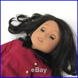 American Girl Doll Truly Me Dark brown Hair Med Skin Blue Eyes Outfits Dogs MORE