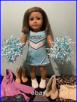 American Girl Doll With Extra Sets Of Clothes 6 Outfits And More Excellent