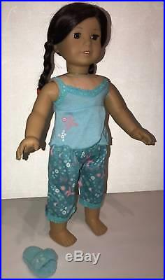 American Girl Doll of The Year 2006 Jess+3 Outfits