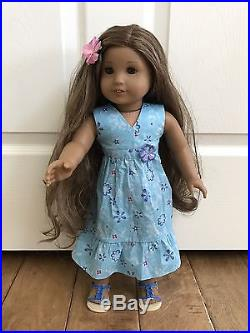 American Girl Doll of the Year 18 Kanani Retired EUC Meet Outfit