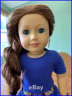 American Girl Doll of the Year 2013, Saige, 2 Outfits, Access, Hot Air Balloon