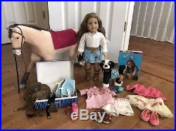 American Girl Doll of the Year Nicki + Horse + Accessories + Outfits