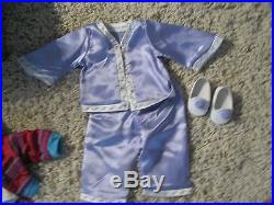American Girl Dolls Ruthie and MIa + Outfits