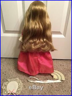 American Girl Elizabeth With Complete Meet Outfit And Accessories