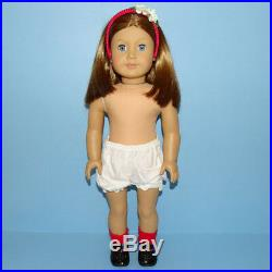 American Girl Emily Doll in Meet Outfit Book Box Retired 2013 Molly Friend