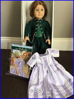 American Girl FELICITY Doll with BOX Meet Outfit Book Retired Classic