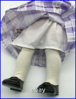 American Girl Felicity 18 Historical Doll + Meet Outfit & Book, Box, Mint