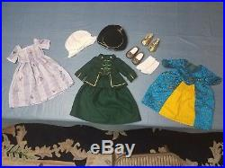 American Girl Felicity Merriman Doll + Outfits