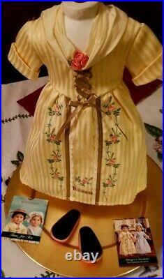 American Girl Felicity Tea Lesson Outfit & Tea for Felicity Play