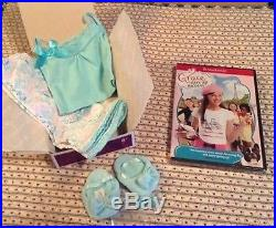 American Girl GOTY Grace Thomas 15 lot Collection Outfits and Accessory Sets