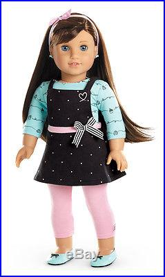 American Girl Grace Doll Lot-Baking, PJ, Welcome Gifts, Opening Night Outfit