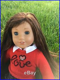 American Girl Grace Thomas Doll with 2 EXTRA Collection Outfits