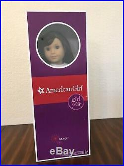 American Girl Grace Thomas (Girl Of The Year 2015) With Outfit and Original Box