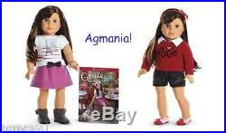 American Girl Grace's Thomas Doll+city Outfit+ & Book New Fast Ship