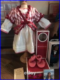 American Girl Historical Doll Lot-Cecile Rey Collection-Doll, Outfits&Accessories