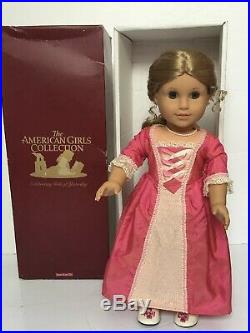 American Girl Historical RETIRED ELIZABETH Coll LOT outfits/ Gowns In BOX ECC