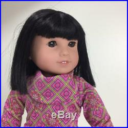 American Girl IVY Doll, Full Size with Outfit, Earrings