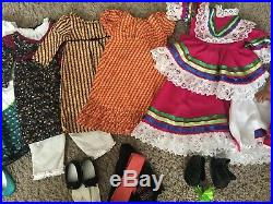 American Girl Josefina Doll & Outfits