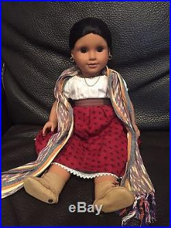 American Girl Josefina Pleasant Company Doll in Meet Outfit