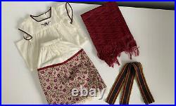 American Girl Josefina Weaving Outfit COMPLETE Retired