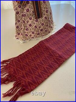 American Girl Josefina Weaving Outfit, EUC