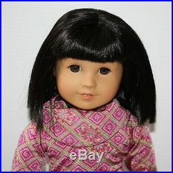 American Girl Julie Albright Friend Ivy Ling Doll in Full Meet Outfit