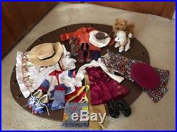 American Girl Julie Retired Doll And 5 Outfits