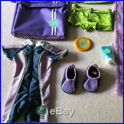 American Girl KAILEY DOLL With Outfit's and More
