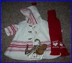 American Girl KIRSTEN & SAMANTHA dolls with extra outfits & accessories RETIRED