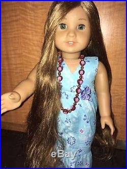 American Girl Kanani Doll With Meet Outfit