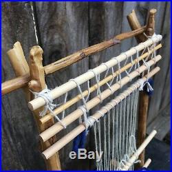 American Girl Kaya Native American Doll Weaving Loom Traditional Deerskin Outfit