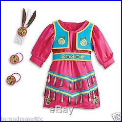 American Girl Kaya's Jingle Dress of Today Outfit NIB LE Retired NO DOLL
