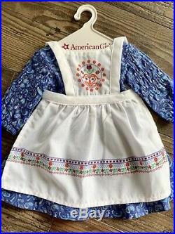 American Girl Kirsten Baking Outfit
