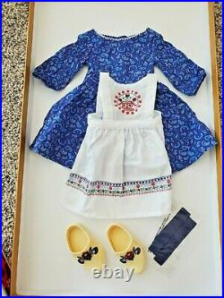 American Girl Kirsten Baking Outfit Accessory Retired (NIB)