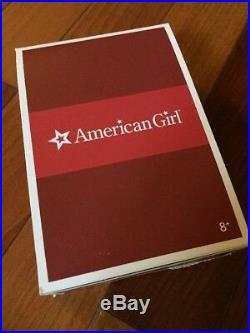 American Girl Kirsten Baking Outfit Darling Shoes! New In Box Hairbows