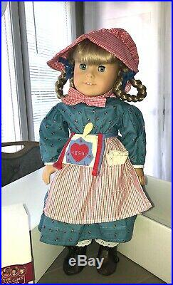 American Girl Kirsten Doll Meet Outfit Pleasant Company West Germany 1986