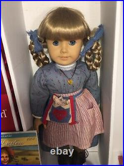 American Girl Kirsten Doll, Outfits & Accessories Lot Nice